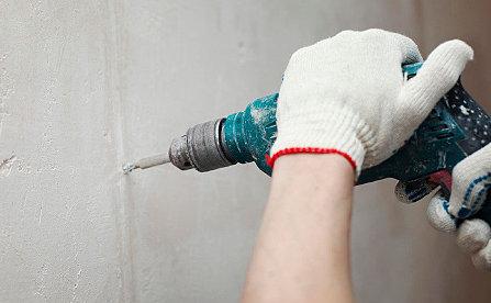 Полезные советы по сверлению бетона