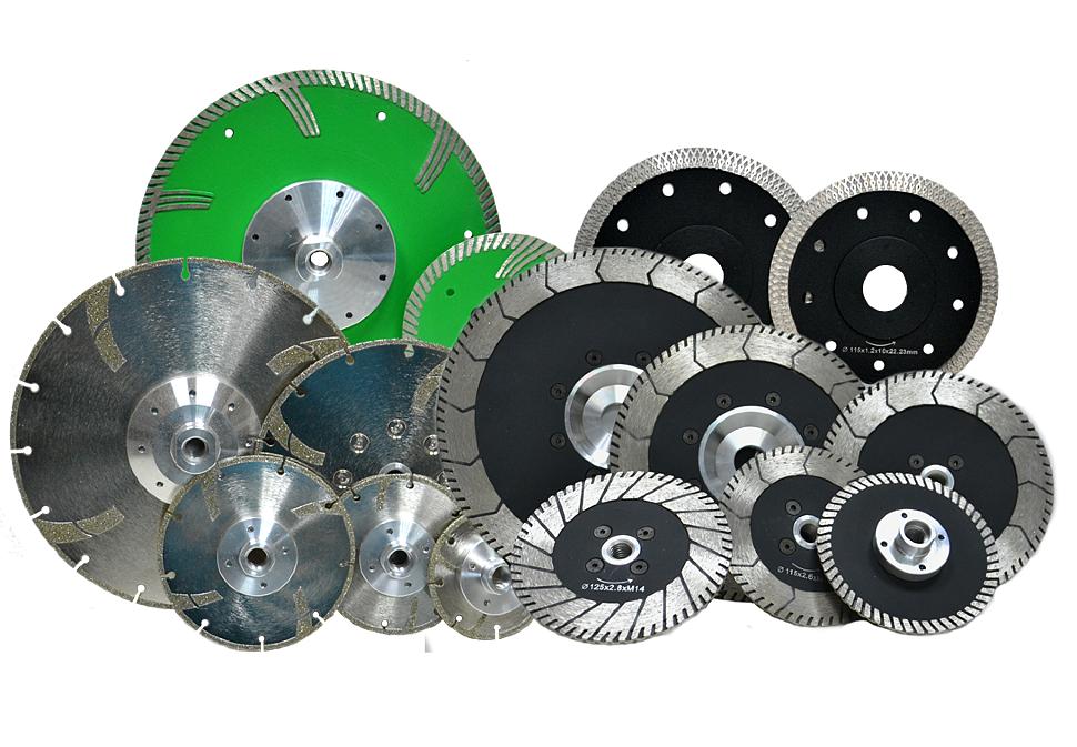Алмазные диски для болгарки: особенности и разновидности